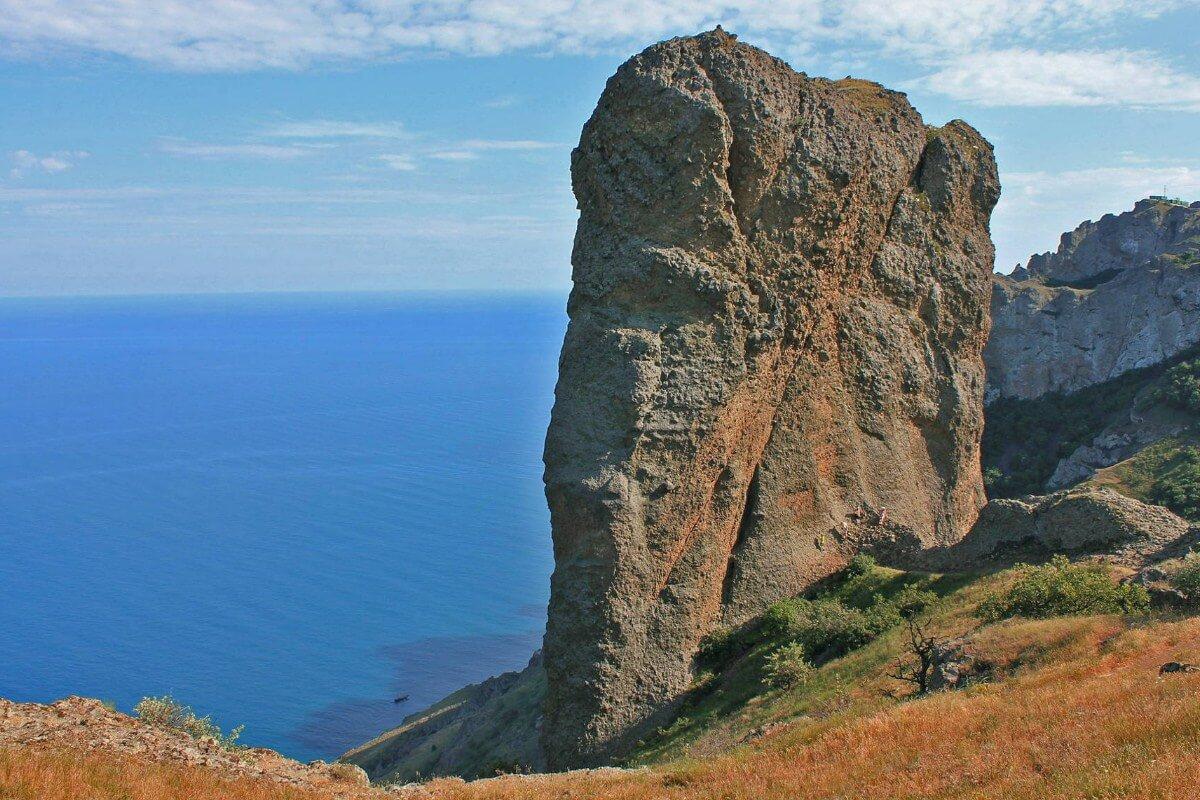 Через горы Крыма к морю