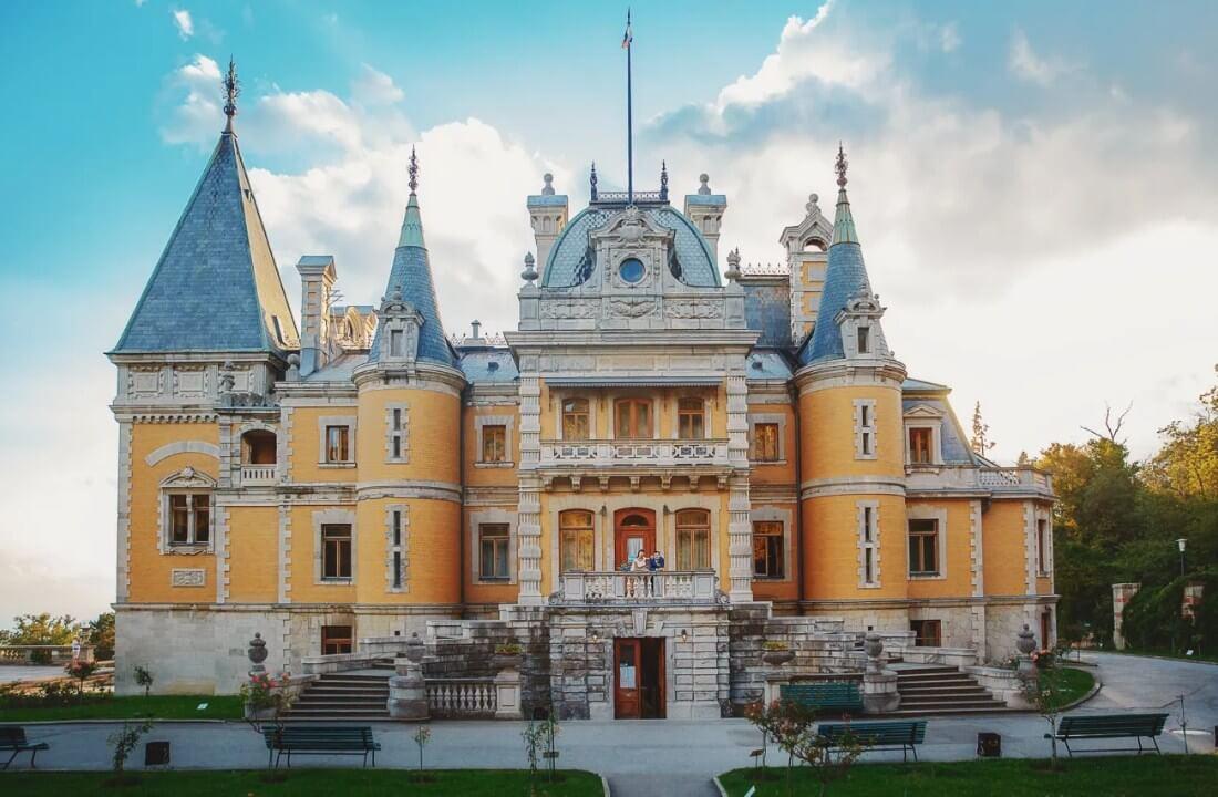 Дворец Массандры и дегустация вин