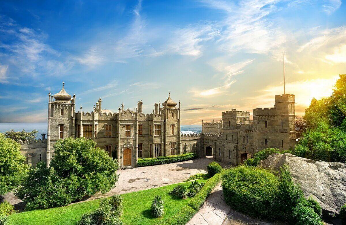 Дворцы и замки Южного берега Крыма