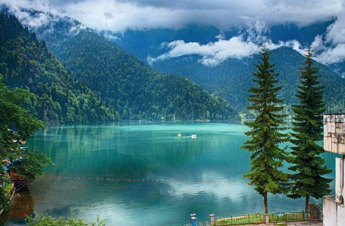 Экскурсия из Адлера по Сокровищам Абхазии