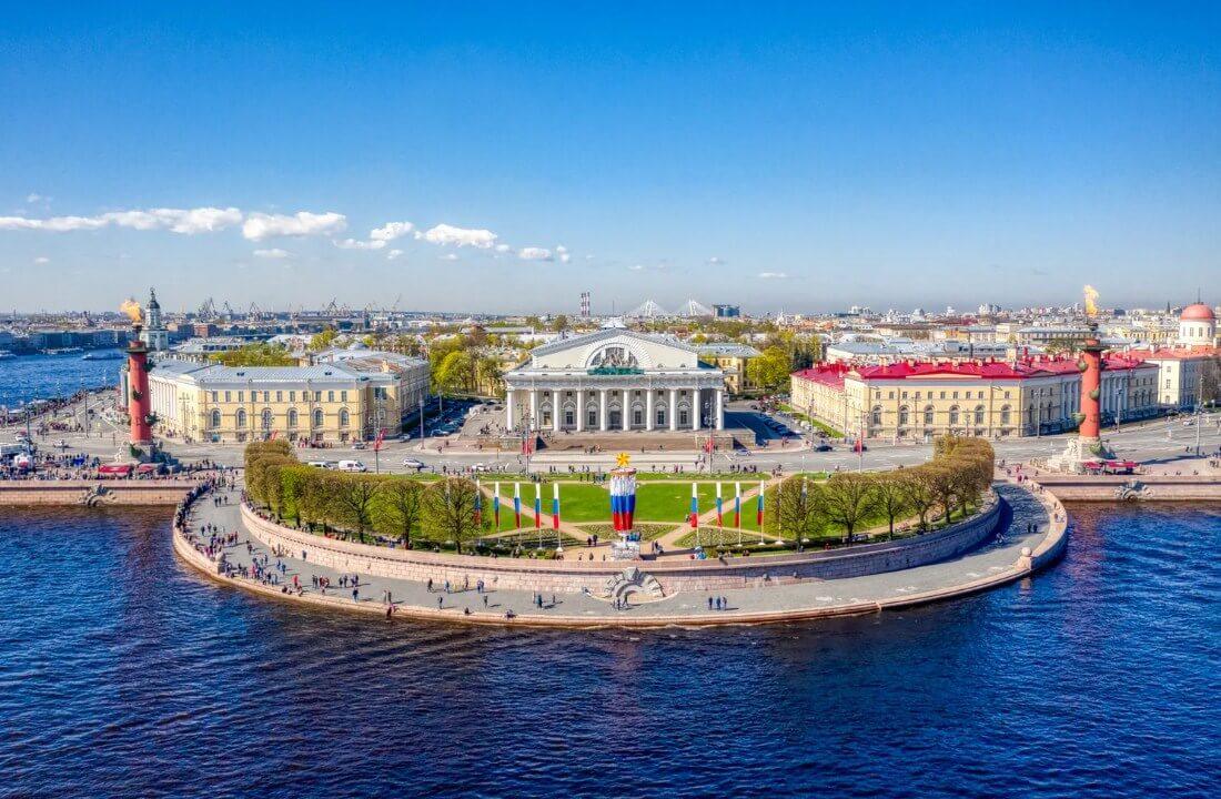 Обзорная экскурсия - Знакомство с Петербургом
