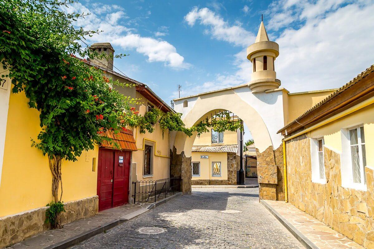 Экскурсии в Евпатории Малый Иерусалим