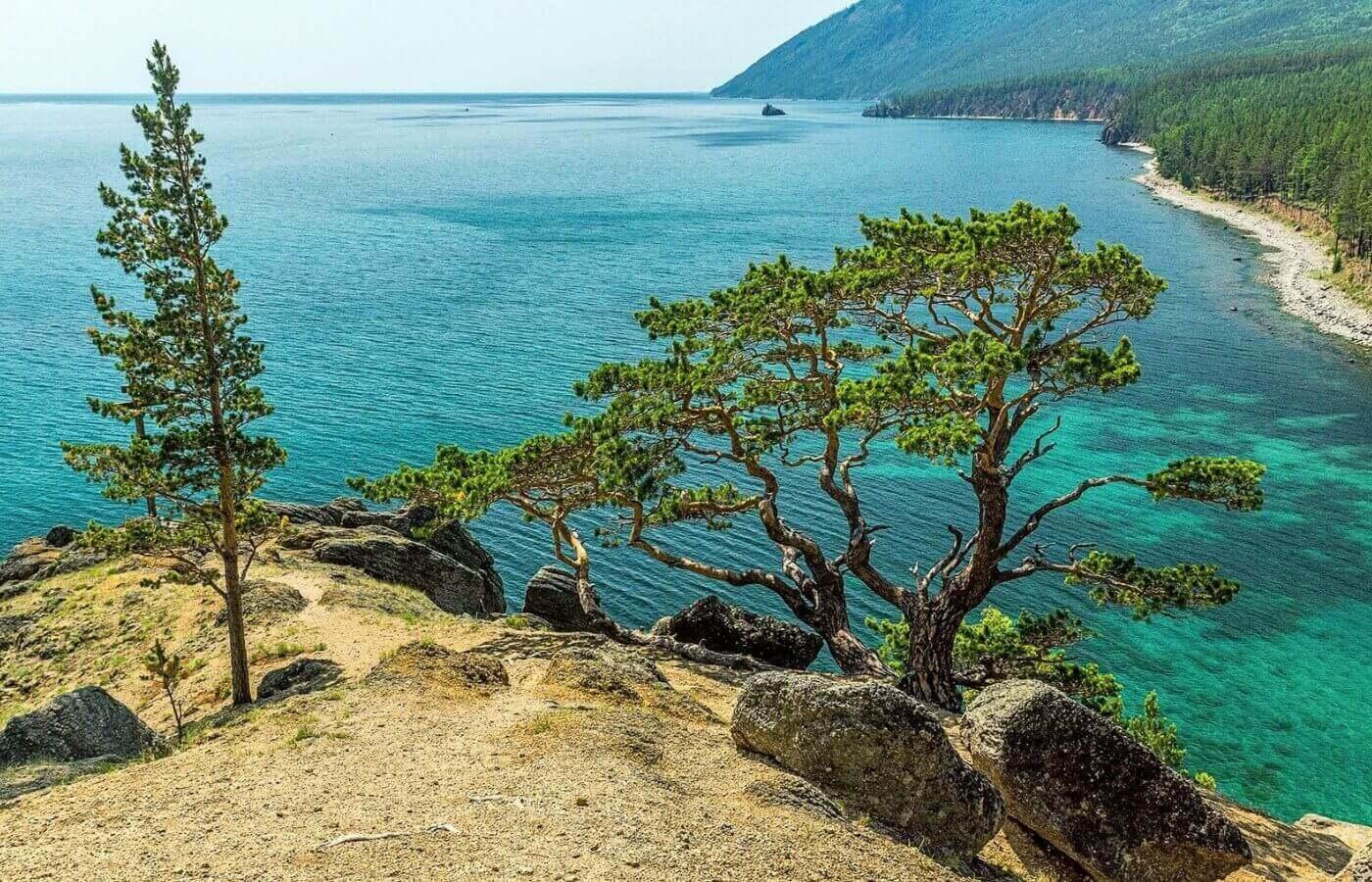 Экскурсия на Байкал