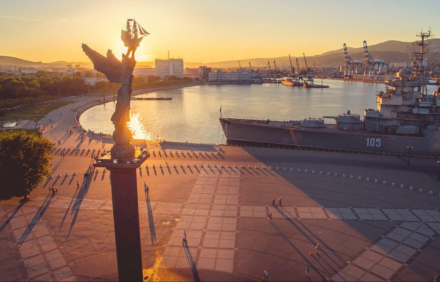 Экскурсия по имперскому Новороссийску