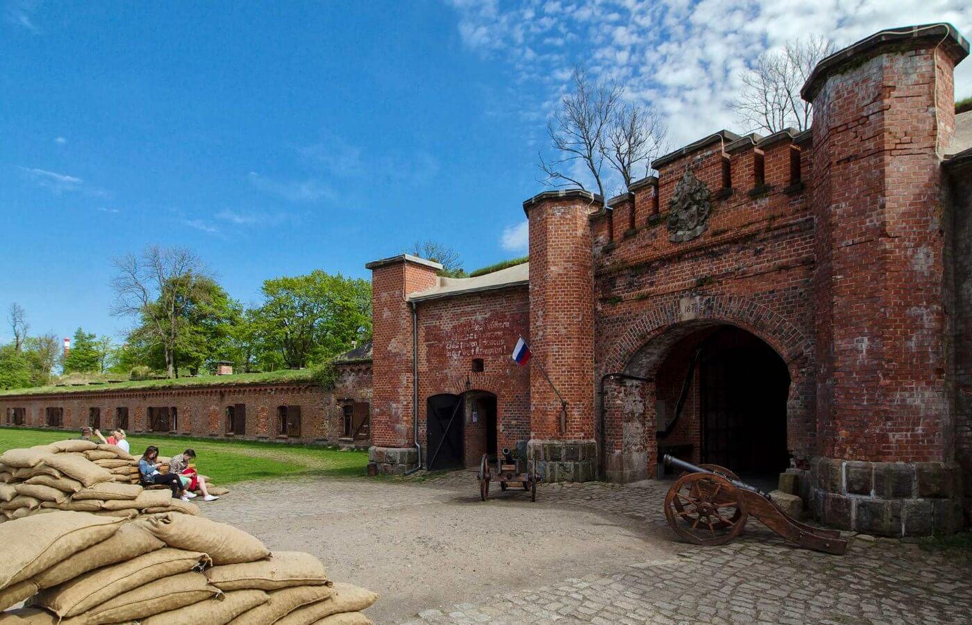 Экскурсии в Калининграде - Форты Кёнигсберга
