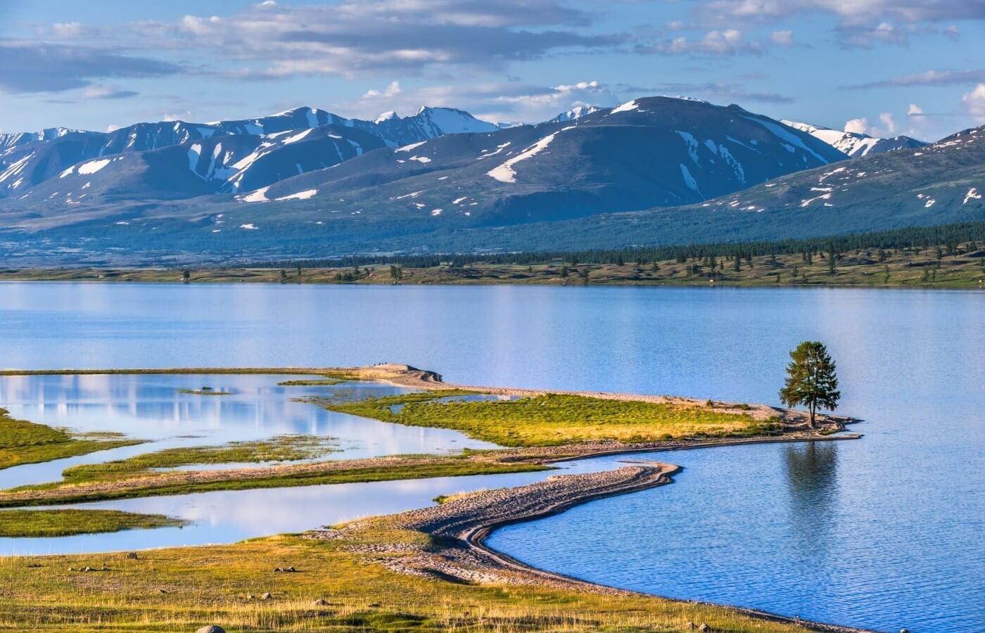 Экскурсия на озёра Байкал и Хубсугул