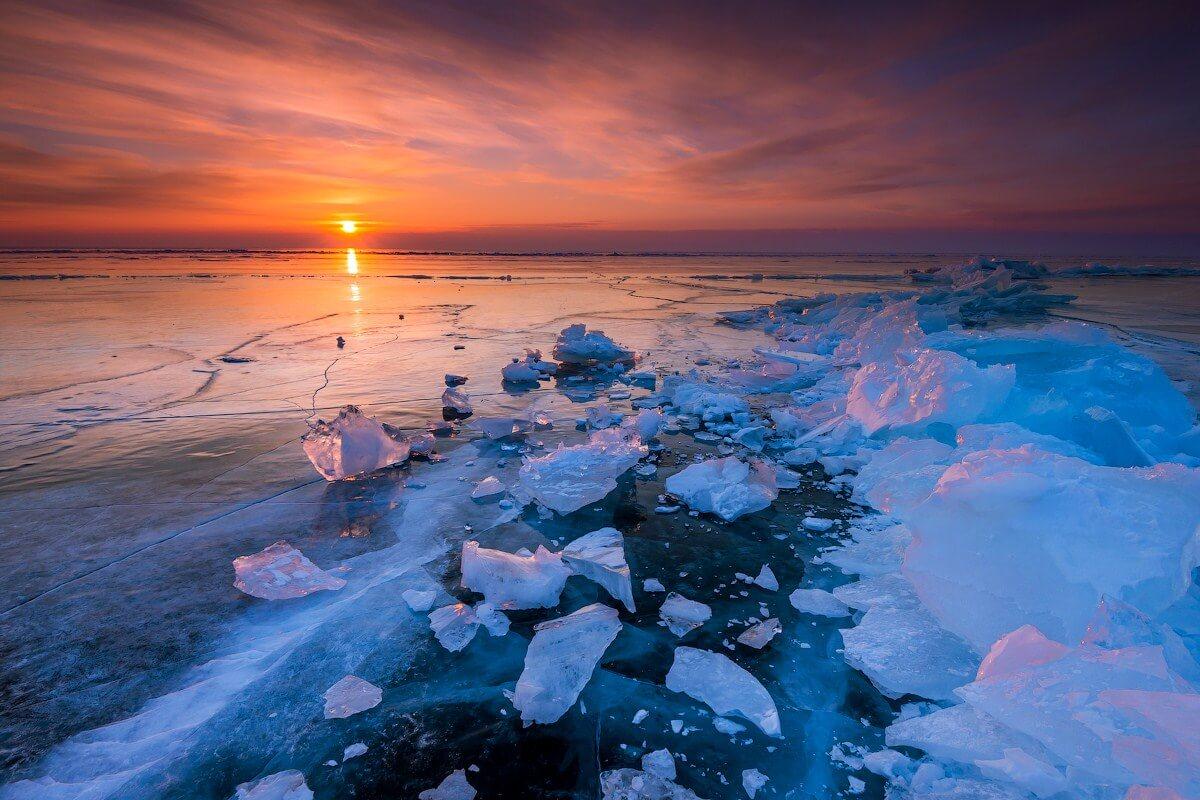 Экскурсия Ледовые сокровища Байкала