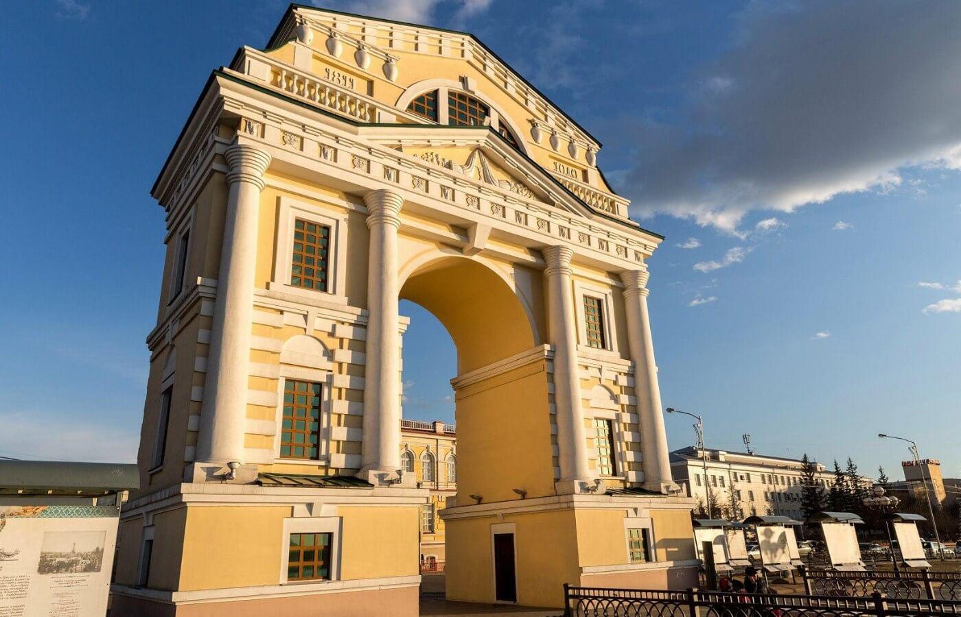 Обзорная экскурсия по Иркутску