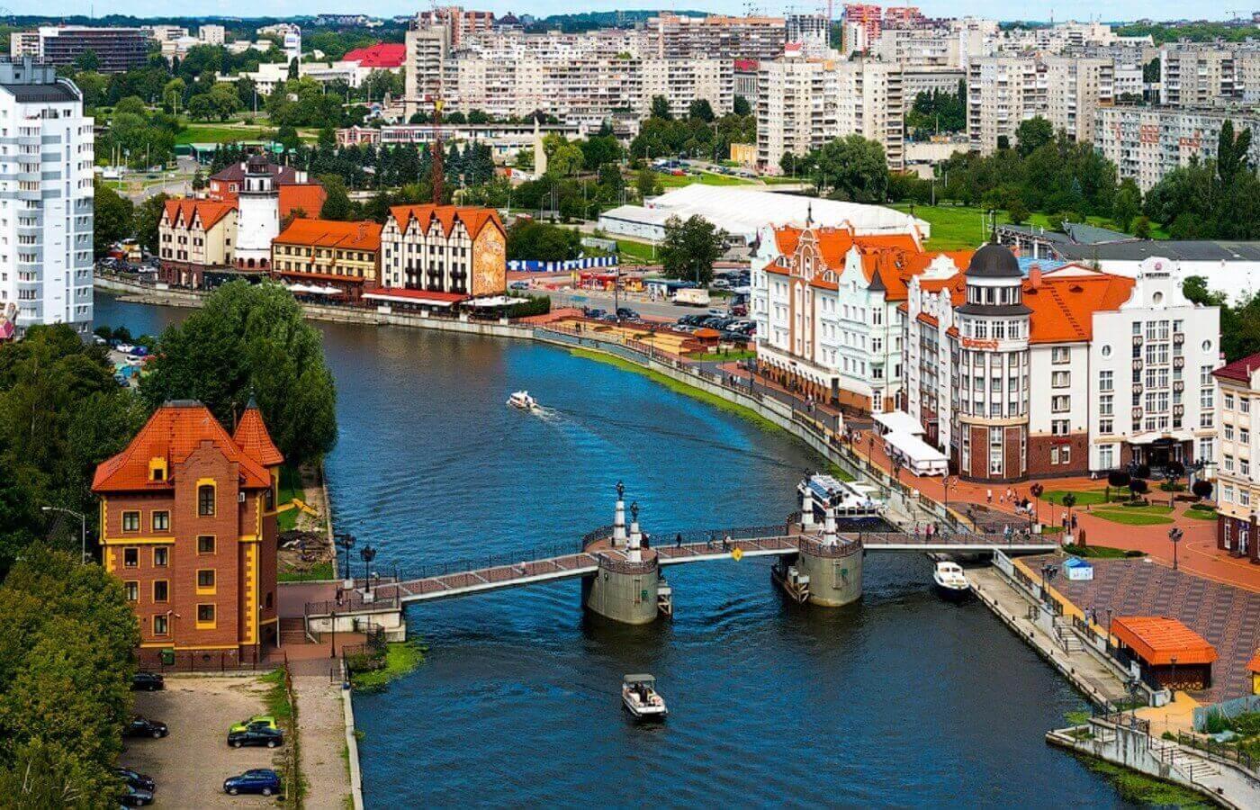 Интересные экскурсии в Калининграде