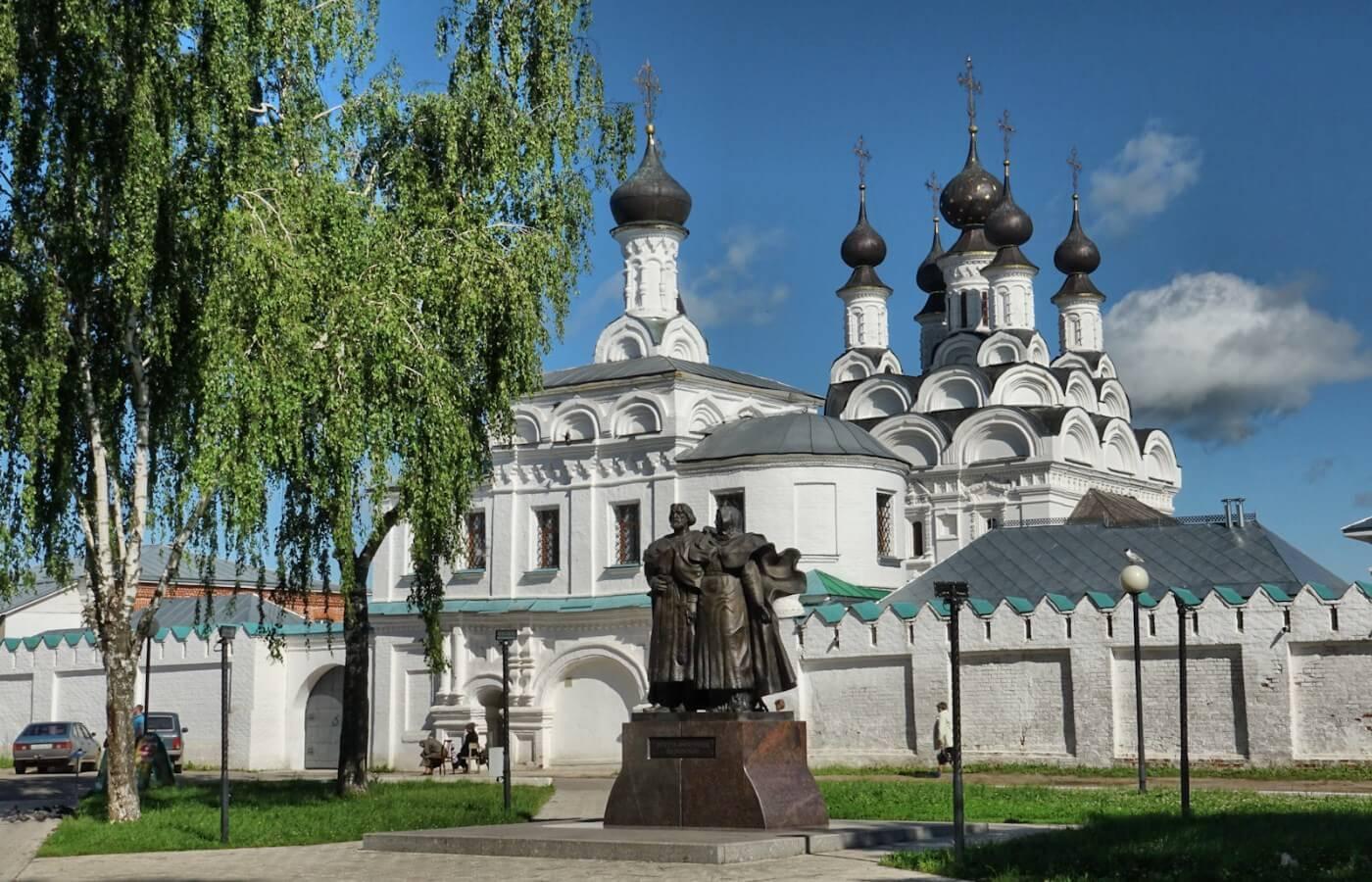 Экскурсия в Муром из Нижнего Новгорода