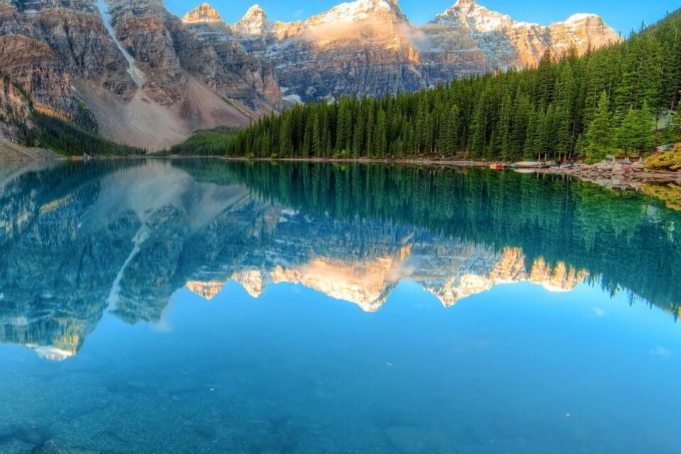 Экскурсия из Казани на Голубые озера