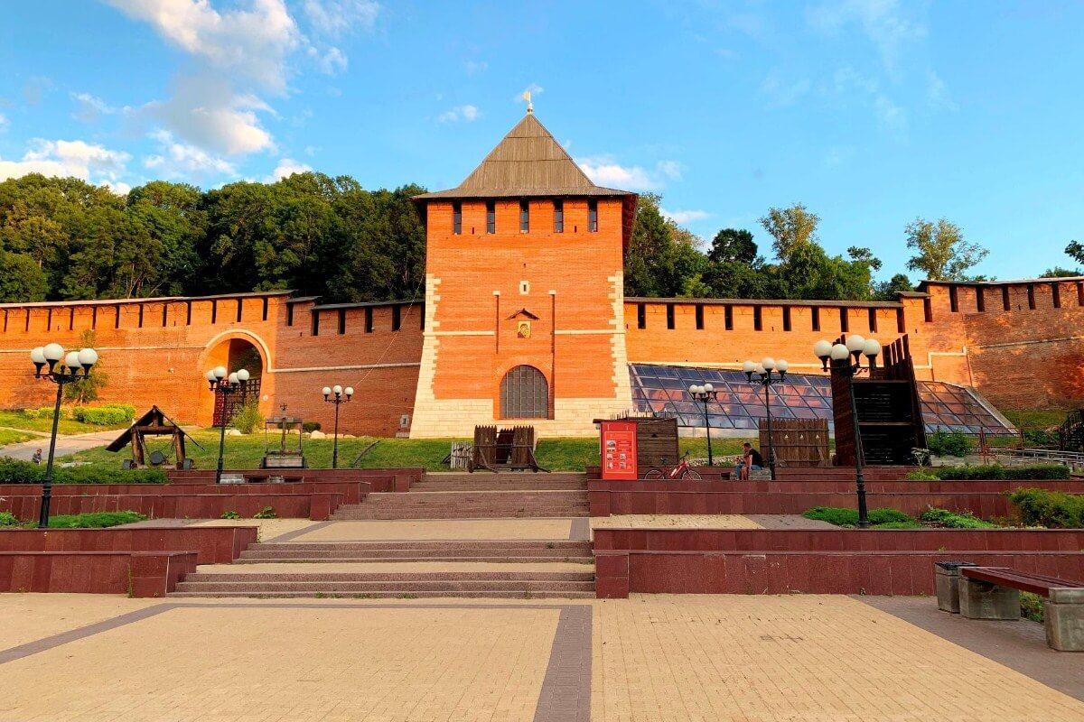Квест в Нижнем Новгороде по Кремлю