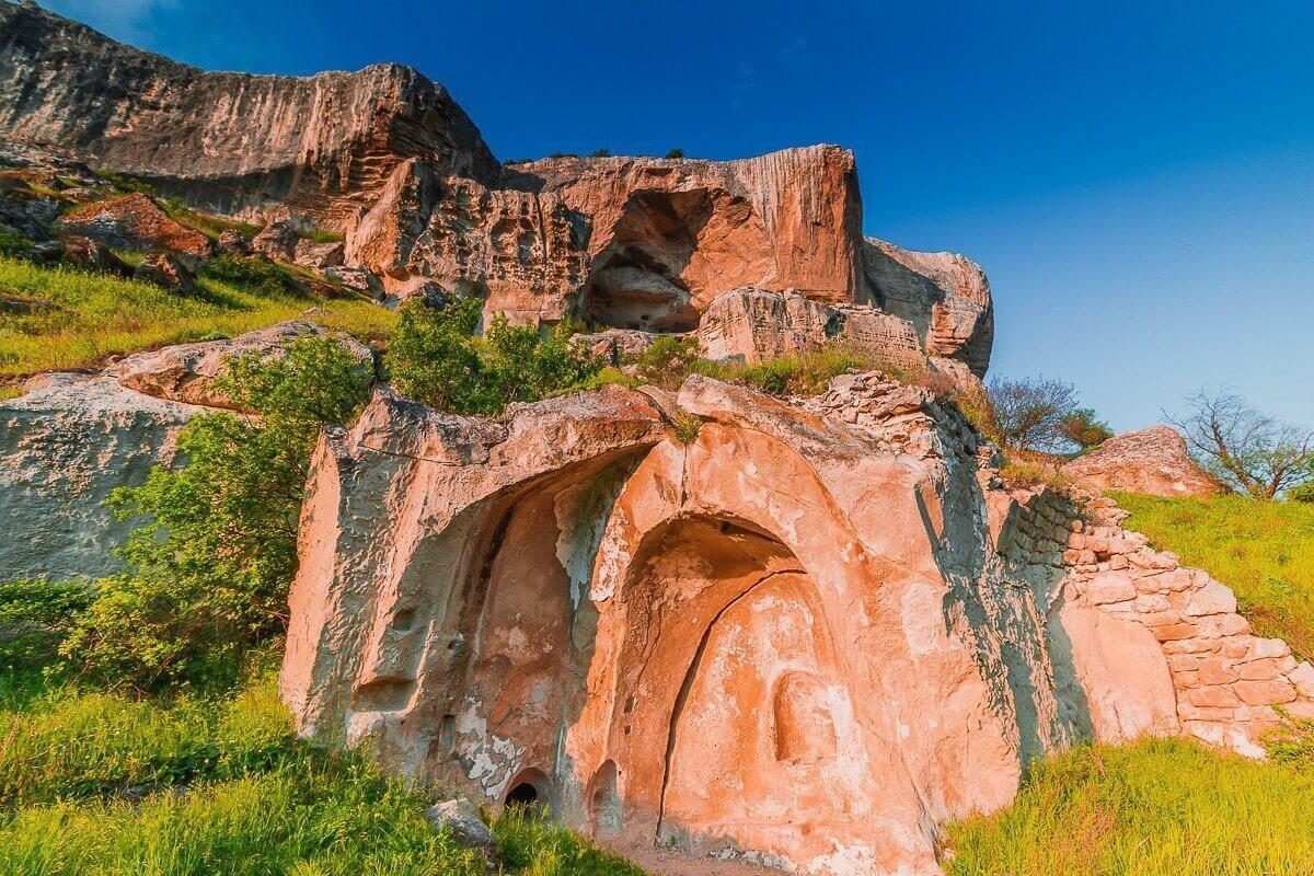 Экскурсия в пещеры Качи-Кальон
